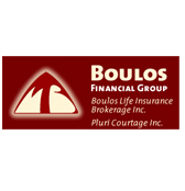 Boulos Financial Group inc. Logo